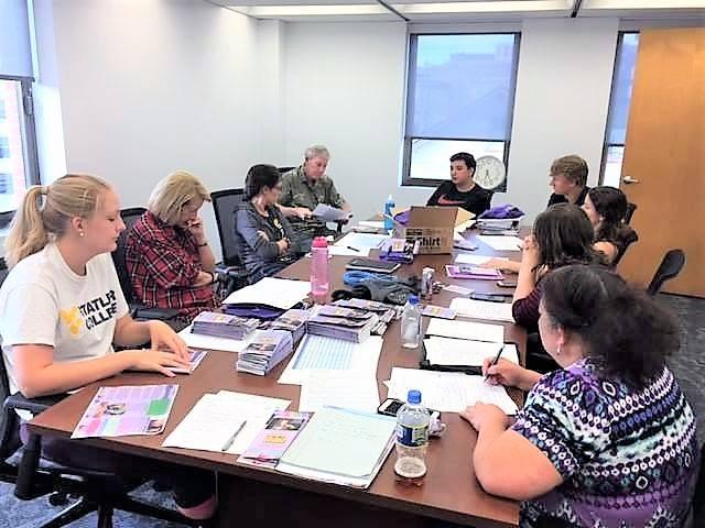 Pantry Plus More Board Meetings